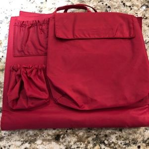 Totesavvy red original bag organizer